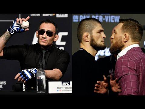 Тони дал совет Хабибу и Конору, боец получил серьезное рассечение перед боем на UFC 249
