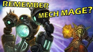 Hearthstone - Remember a Deck Called Mech Mage?