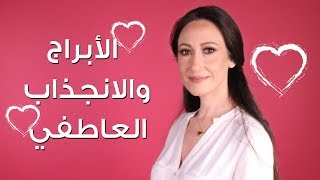 الابراج والانجذاب العاطفي مع ساره دنف   Love Horoscope & Compatibility With Sarah Danaf