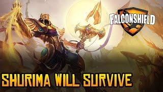 Repeat youtube video Falconshield - Shurima Will Survive (Original LoL song - Azir)