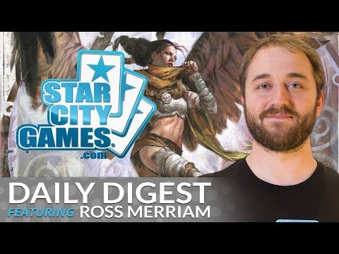 Daily Digest: U/W Taxes with Ross Merriam [Modern]