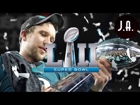 "Philadelphia Eagles Super Bowl LII Champs - ""Dreams and Nightmares"" Mix ᴴᴰ"
