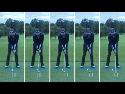 "Swing Simply 2 ""The correct Ball position for a golf swing ..."