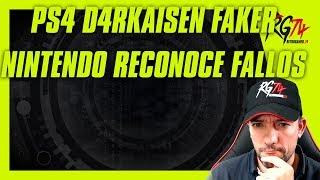 PS4 Scene. El faker de D4rkAisen. Switch reconoce sus fallos.