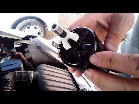 Cómo Cambiar El Filtro De Gasolina
