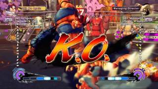 USFIV~ T.Hawk (IND Incognitus) vs  Zangief (UFC Mahone68) HD
