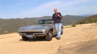 1965 Corvette Sting Ray Road Test of a True Survivor Car