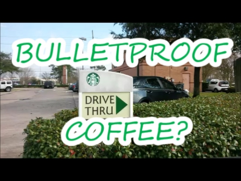 Starbucks has Bulletproof Coffee