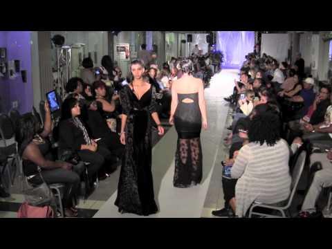 Designer Mikasa La'Charles - 2012 Virginia Fashion Week