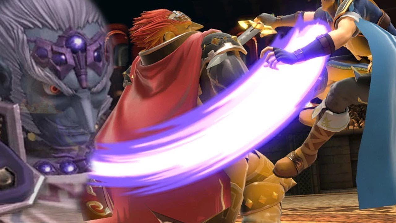 Best Ganondorf Ever In Smash Bros Ultimate