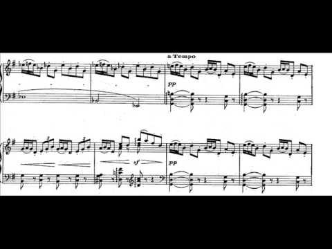 Debussy - Arabesque No. 2 (Ciccolini)