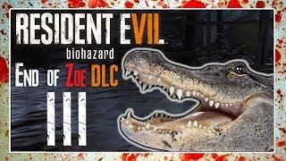 RESIDENT EVIL 7: BIOHAZARD End of Zoe-DLC Part 3: Joe, der Crocodile Hunter