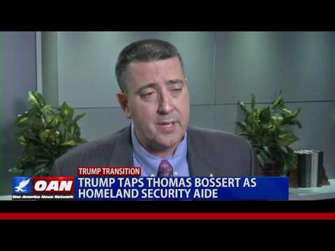 Trump Names Homeland Security Advisor