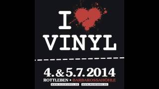 Berk Offset @ I Love Vinyl Open Air 2014