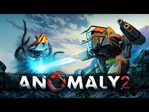Игровой процесс игры Anomaly 2 Tower Defense наоборот android gameplay