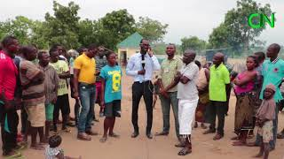 """A MUST WATCH: """"HERDSMEN KILLED MY BROTHERS WHO ATTEMPTED TO RETURN HOME"""" ABAGENA IDP CAMP"""