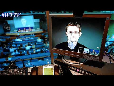 Edward Snowden on the Release of Files About Europe - August Interview