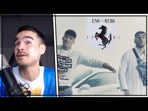 Erne REAGIERT auf ENO feat. MERO — Ferrari (Official Video) | Örni STREAM HIGHLIGHTS