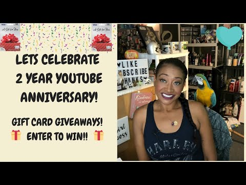 lets-celebrate-🎊-2-year-youtube-anniversary-gift-card-giveaway-enter-to-win-🥳