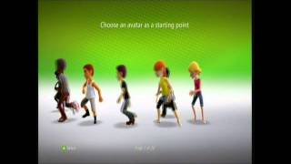 Xbox 360: How to create a profile