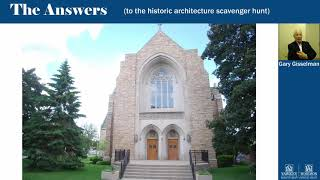 video thumbnail: The Answers (to the architecture scavenger hunt)