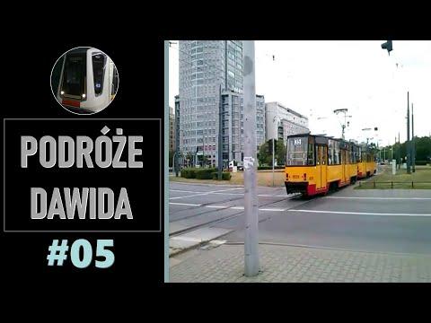 Podróże Dawida (5) - stare dobre ziemie (Tramwaje i Metro Warszawskie)
