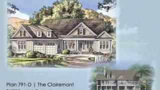 Lake And Coastal House Plans