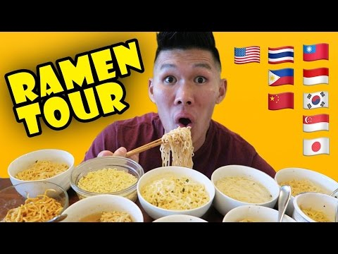 comparing-instant-ramen-around-the-world---life-after-college:-ep.-496