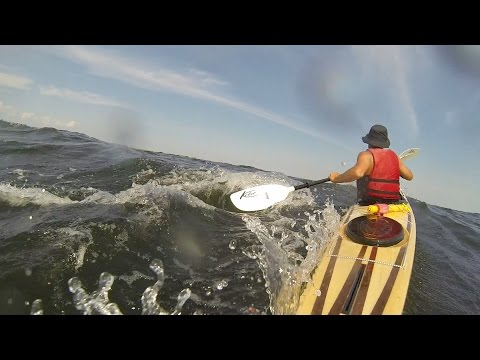 Sea Kayaking Sweden - Stockholm Outer Archipelago - The GoPro Movie