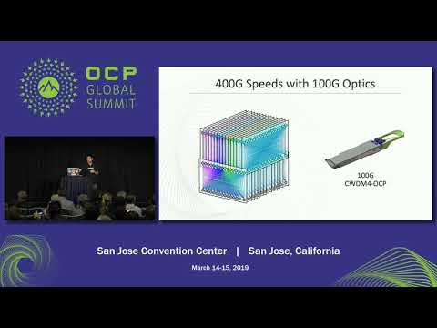 OCPSummit19 - Scaling To A Larger Bandwidth Network With MiniPack - Presented By Facebook
