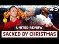 Mourinho: Gone by Xmas | Manchester United 0-3 Tottenham Hotspur | United Review LIVE