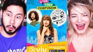 LOVE LUST & CONFUSION Season 1 & Season 2 Trailer Reactions!
