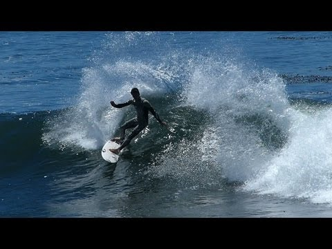 Santa Cruz Waves Presents: Summertime Surf at Sewer Peak