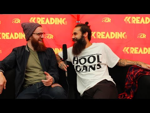 Kerrang! Reading Podcast: The Wonder Years and letlive.