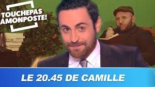 Le 20.45 de Camille Combal : Mokhtar, la speakrine !
