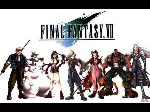 FINAL FANTASY VII iPhone/iPod Touch/iPad Gameplay [HD]