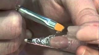 Crystal nails  Хрустальные ногти(, 2011-03-17T13:31:53.000Z)