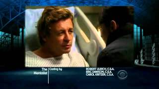 """The Mentalist (Trailer+Promo#1) 4x10 - """"Fugue in Red"""" [HD]"""
