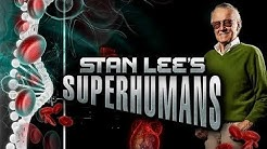 Stan Lee's Superhumans - Der Mann mit den Feuerhänden (2018)