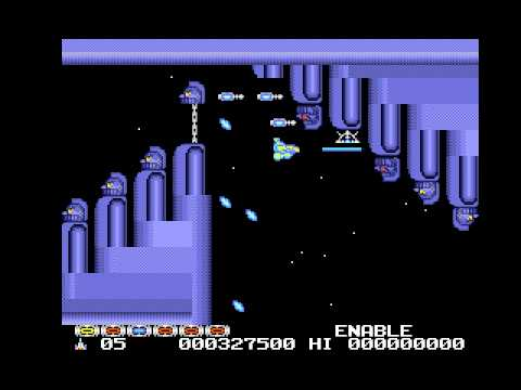 Haradius - MSX2 - Impact Soft - 1991