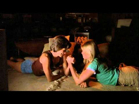 Mariel Hemingway and Patrice Donnelly in Personal Best a