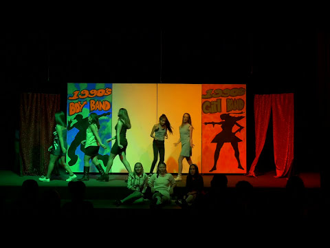 MHJCs Popstars 2016 Production Part 1