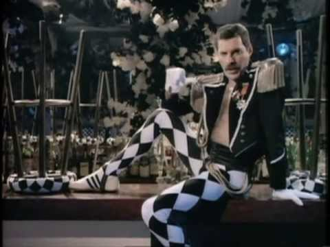 Freddie Mercury - Living On My Own (Raymond Mix)
