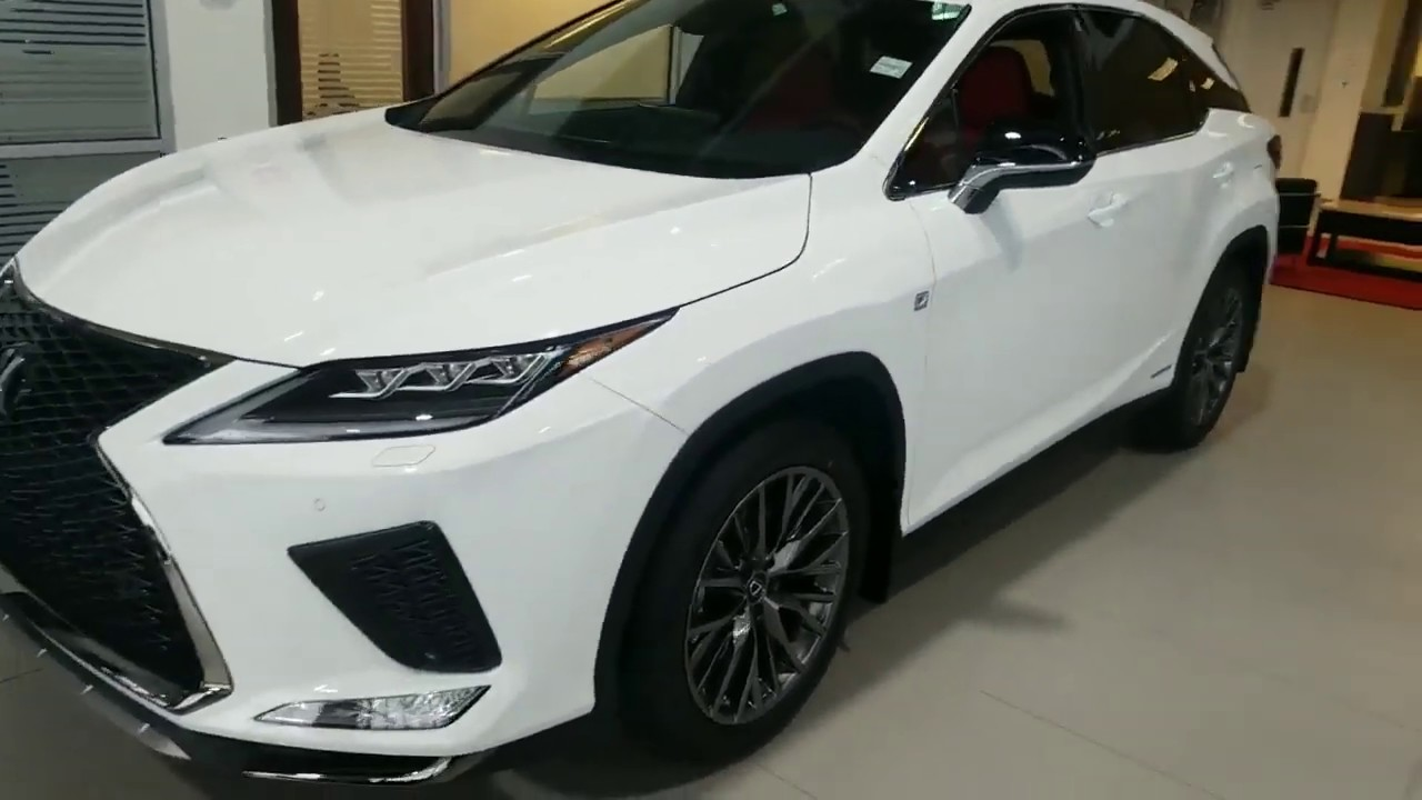 2020 Lexus RX 450h F Sport Review Of Features Series 2