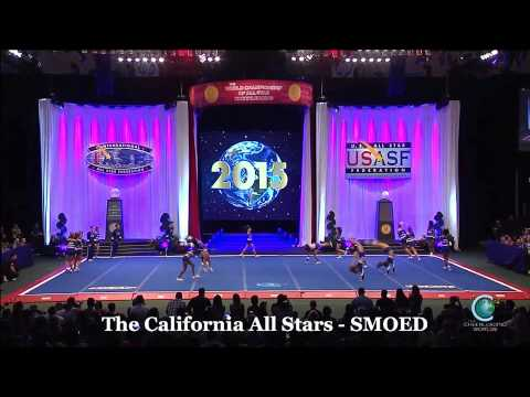 California Allstars - SMOED Finals Worlds 2015