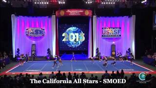 california allstars smoed finals worlds 2015