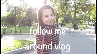 follow me around / a day in my life vlog