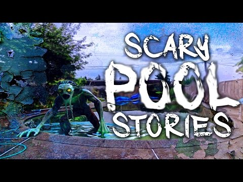 10 True Scary POOL Stories From Reddit