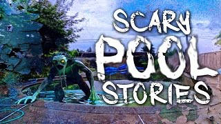 10 True Scary POOL Horror Stories From Reddit