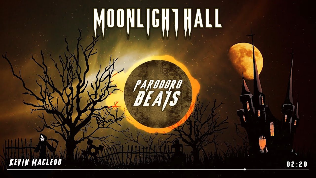 Kevin MacLeod - Moonlight Hall (Halloween Music) [Free2Use]